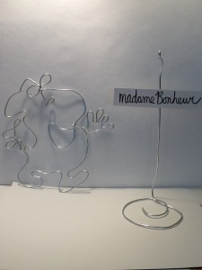 madame bonheur va se suspendre